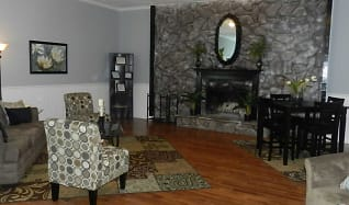 Living Room, Crossings at East Nashville