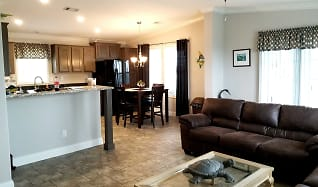 Living Room, 4464 Bimini Dr