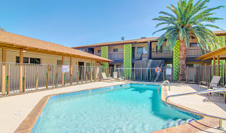 Pool, Hazelwood Apartments
