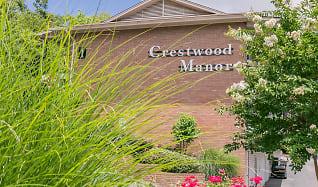 Community Signage, Crestwood Manor