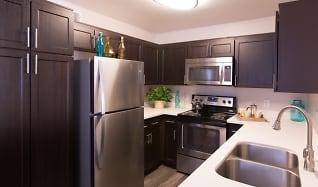 Kitchen, Sierra Heights