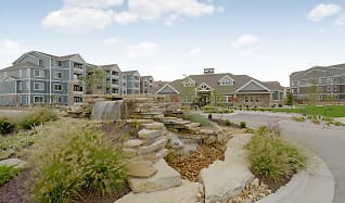 Landscaping, Steeplechase Apartments