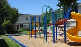 Playground, Whitman Villa Townhomes