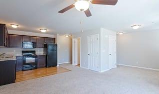 Living Room, Village at Maple Bend