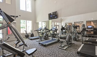 Fitness Weight Room, Haven at Main Street
