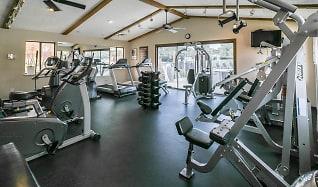 Fitness Weight Room, Springburne at Polaris