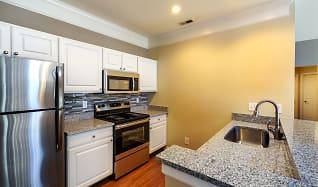 Kitchen, Christopher Wren Apartments