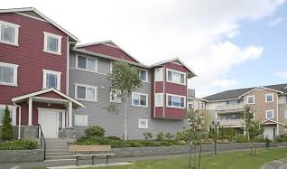 Building, Trio Condominiums