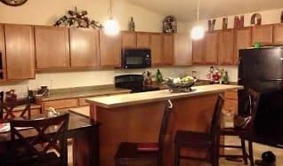 Kitchen, Urban View Apartments