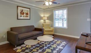 Living Room, Davenport Condominiums
