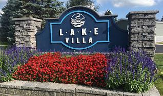 Community Signage, Lake Villa