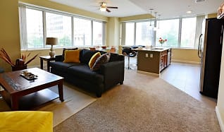Living Room, Residences At 1717