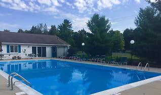 Pool, Berrien Woods