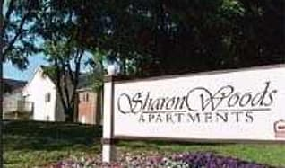 Community Signage, Sharon Woods