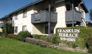 Community Signage, Franklin Terrace