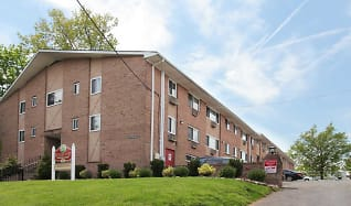 Building, Rutgers Court Apartments