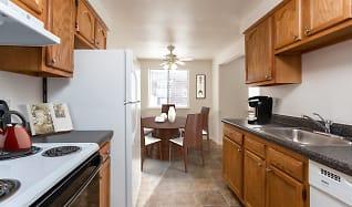 Kitchen, East Ridge Manor