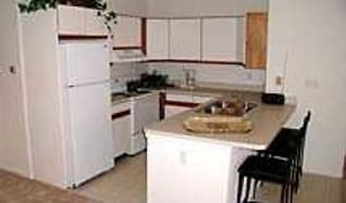 Kitchen, Prairie Creek Townhomes