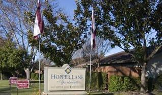 Community Signage, Hopper Lane