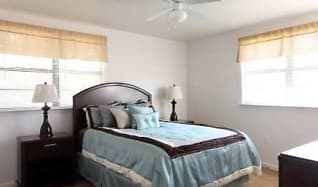 Bedroom, Hunter Army Airfield