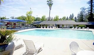 Pool, Torrey Ridge Apartments