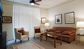 Living Room, The Residences at the Boulevard