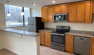 Kitchen, Windjammer Cove Apartments