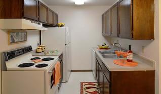 Kitchen, Chelsea Park Apartments