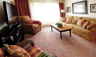 Living Room, Rosewood Terrace