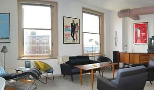 Living Room, The Osborn/Huron Square