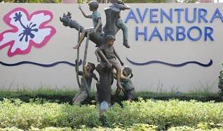 Community Signage, Aventura Harbor
