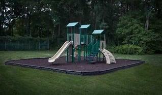 Playground, Fairfield Courtyard At Coram