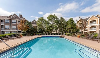 The Estates at Tanglewood -Swimming Pool, The Estates at Tanglewood Apartments