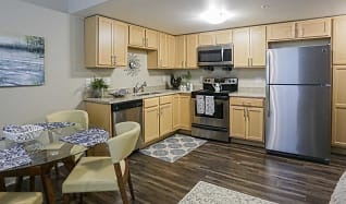 Kitchen, The LaSalle Apartments
