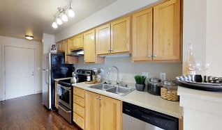 Kitchen, The Kennedy Building