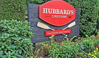 Landscaping, Hubbard's Crossing Townhome Apartments