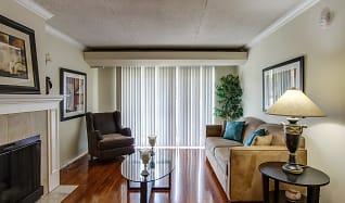 Living Room, Mason at Van Dorn