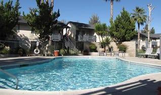 Pool, Franklin Terrace