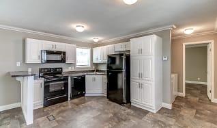 Kitchen, Liberty Acres