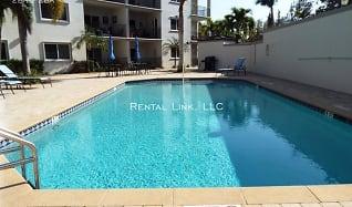 Pool, 1100 Pine Ridge Road - B-401