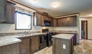 Kitchen, Springbrook Estates