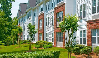 Building, Maples Senior Living 55+