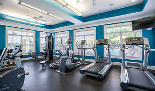 Fitness Weight Room, The Point at Still River