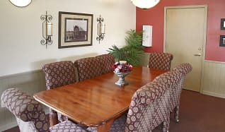 Dining Room, Autumn Lakes