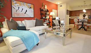 Living Room, Broadstone Cypress Hammocks