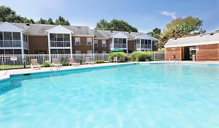 Pool, Rose Hall Apartments
