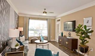 Living Room, Reserve at Lenox Park