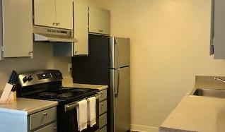 Kitchen, Hillside Garden Apartment Homes