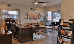 Dining Room, Meadows on Merrill
