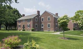 Building, Norton Village